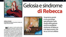 """Jealousy and Rebecca Syndrome, Marta Lapillo's paintings for """"LaPelle"""" and CESPIG Center, Rome, 1st"""