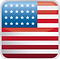 united-state-american-flag-in-shape-squa