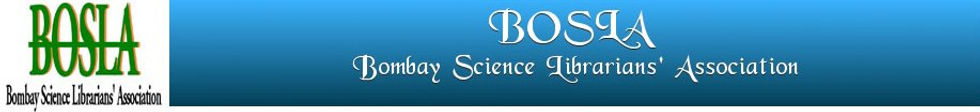 Bombay Science Librarians' Association