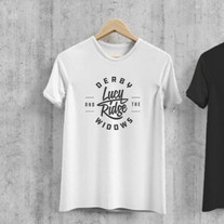 LR&TDW - White T-Shirt