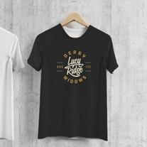 LR&TDW - Black T-Shirt