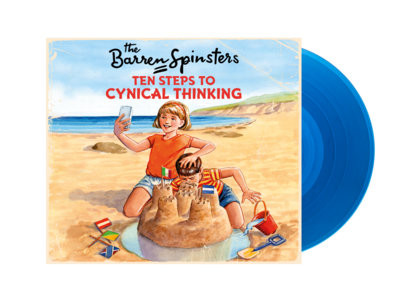 The Barren Spinsters - Ten Steps to Cynical Thinking (Vinyl)