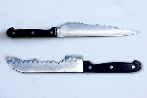 Set de cuchillos y corte láser / COLECTIVO R&D