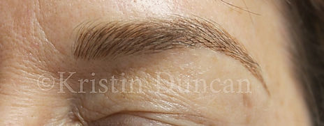 Client #4 - After Eyebrow Microblading #3