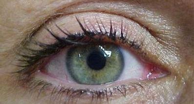 Client #16 - Before Permanent Makeup Eyeliner
