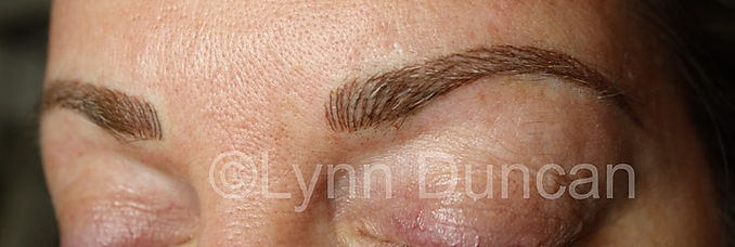 Client #14 - After Permanent Makeup Eyebrows #3