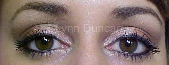 Client #3 - After Permanent Makeup Eyeliner