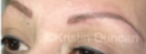 Client #16 - After Eyebrow Microblading