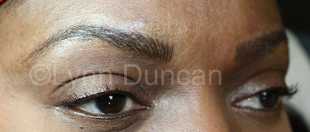 Client #5 - After Permanent Makeup Eyebrows