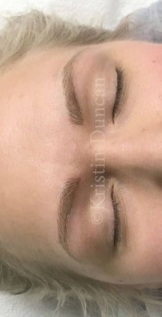 Client #6 - After Eyebrow Microblading