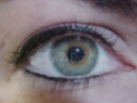 Client #12 - After Permanent Makeup Eyeliner #2