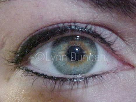 Client #12 - After Permanent Makeup Eyeliner #2