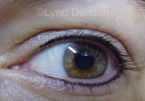 Client #8 - After Permanent Makeup Eyeliner #3