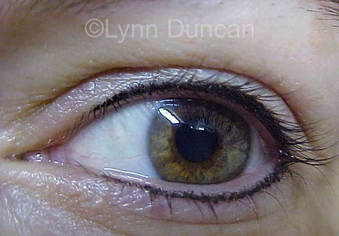 Client #8 - After Permanent Makeup Eyeliner #3