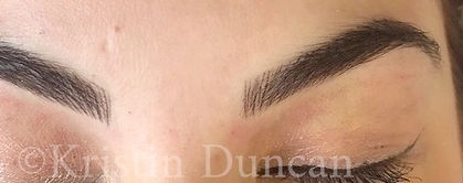Client #2 - After Eyebrow Microblading #3