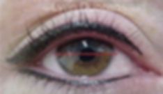 Client #17 - After Permanent Makeup Eyeliner