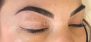 Client #2 - After Eyebrow Microblading #2