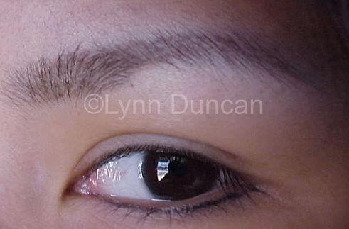 Client #11 - After Lower Permanent Makeup Eyeliner #3