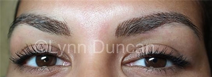 Client #1 - After Permanent Makeup Eyebrows #4
