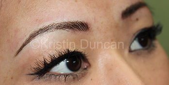 Client #12 - After Eyebrow Microblading