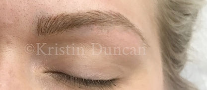 Client #6 - After Eyebrow Microblading #3
