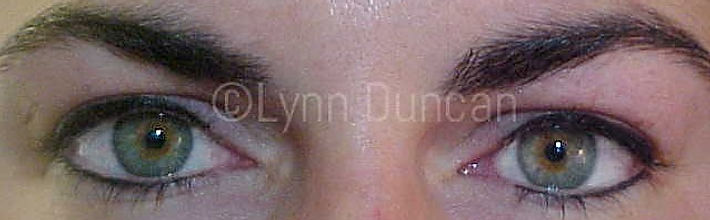Client #12 - After Permanent Makeup Eyeliner