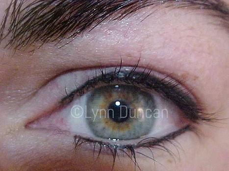 Client #12 - After Permanent Makeup Eyeliner #3