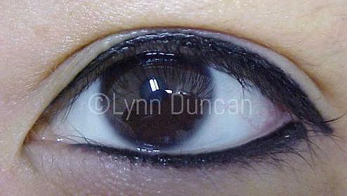 Client #14 - After Permanent Makeup Eyeliner #3