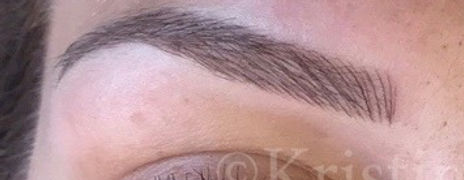 Client #3 - After Eyebrow Microblading #3