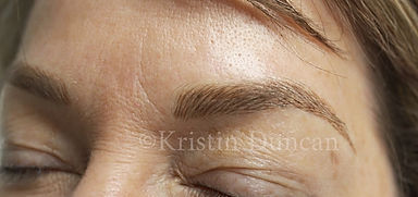 Client #4 - After Eyebrow Microblading #2