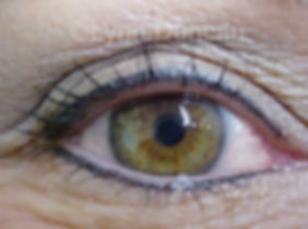 Client #5 - After Permanent Makeup Eyeliner #3