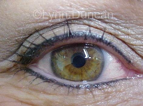 Client #5 - After Permanent Makeup Eyeliner #3