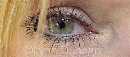Client #1 - After Permanent Makeup Eyeliner #3