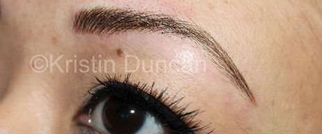 Client #12 - After Eyebrow Microblading #3