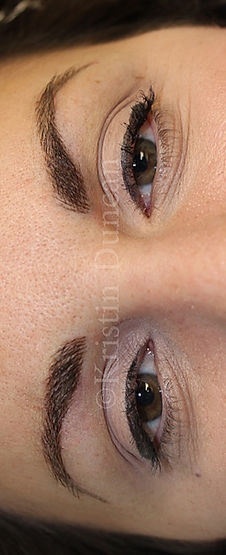 Client #5 - After Eyebrow Microblading