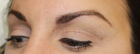 Client #5 - After Eyebrow Microblading #2