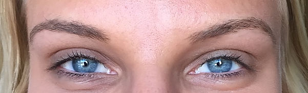 Client #1 - Before Eyelash Extensions