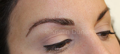 Client #5 - After Eyebrow Microblading #3