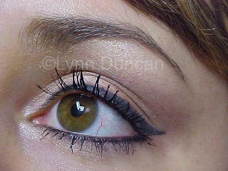 Client #3 - After Permanent Makeup Eyeliner #3