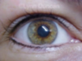 Client #8 - After Permanent Makeup Eyeliner #2