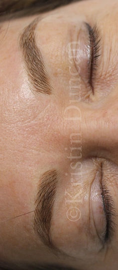 Client #4 - After Eyebrow Microblading