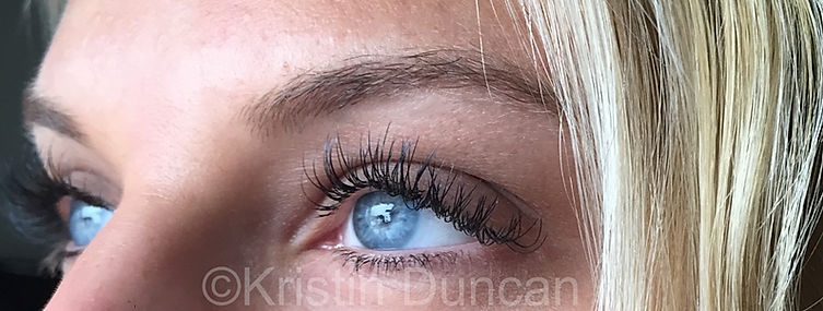 Client #1 - After Eyelash Extensions #3