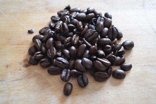 café en grain vrac zéro déchet café 100% arabica bio torréfié en Bretagne torréfaction de brocéliande bio