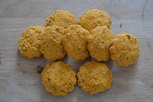 biscuit apéritif bio biscuit salé bio concentré de tomate bio thym bio sésame bio biscuiterie des vénètes bretagne vrac bio