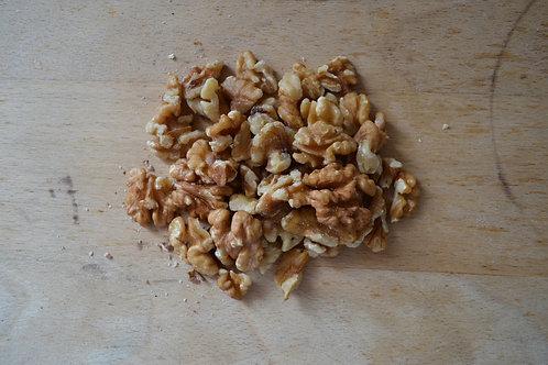 noix bio en vrac zéro déchet fruits à coque bio cerneaux de noix bio origine france épicerie sucrée bio