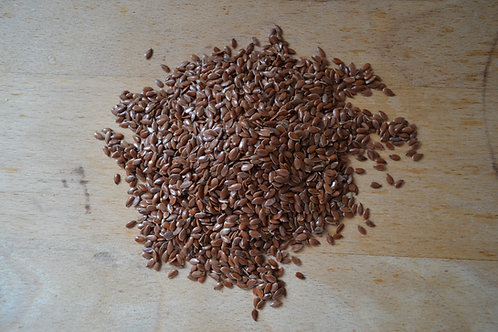 graines de lin bio en vrac zéro déchet graines bio recette diététique épicerie salée bio pain bio salade bio