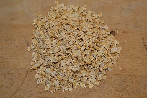 flocons d'avoine gros bio en vrac zéro déchet épicerie sucrée bio petit déjeuner bio porridge bio régime diététique