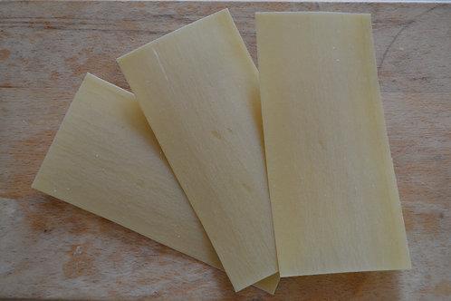 Lasagnes blanches bio en vrac zéro déchet épicerie salée lasagne bio