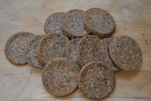 biscuit apéritif bio biscuit salé bio farine de sarrasin graines bio multigraines biscuiterie des vénètes bretagne vrac bio