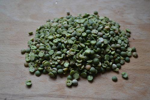 pois cassés verts bio origine france bio en vrac zéro déchet légumineuses bio sans gluten